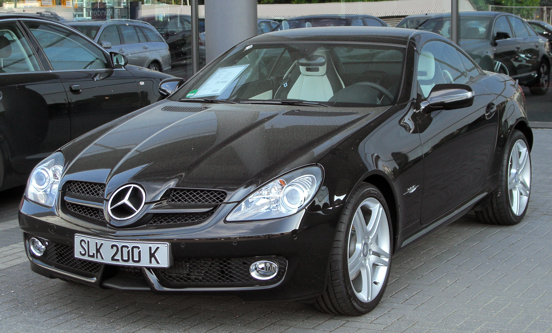 file mercedes slk 200 kompressor grand edition r171. Black Bedroom Furniture Sets. Home Design Ideas