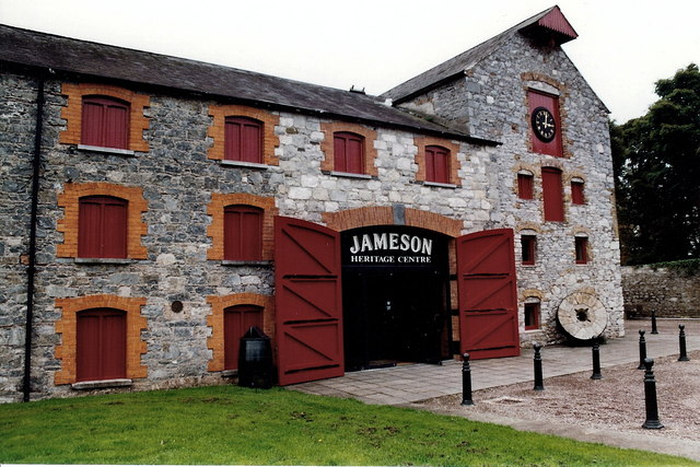 Midleton - Jameson Heritage Centre and Distill...