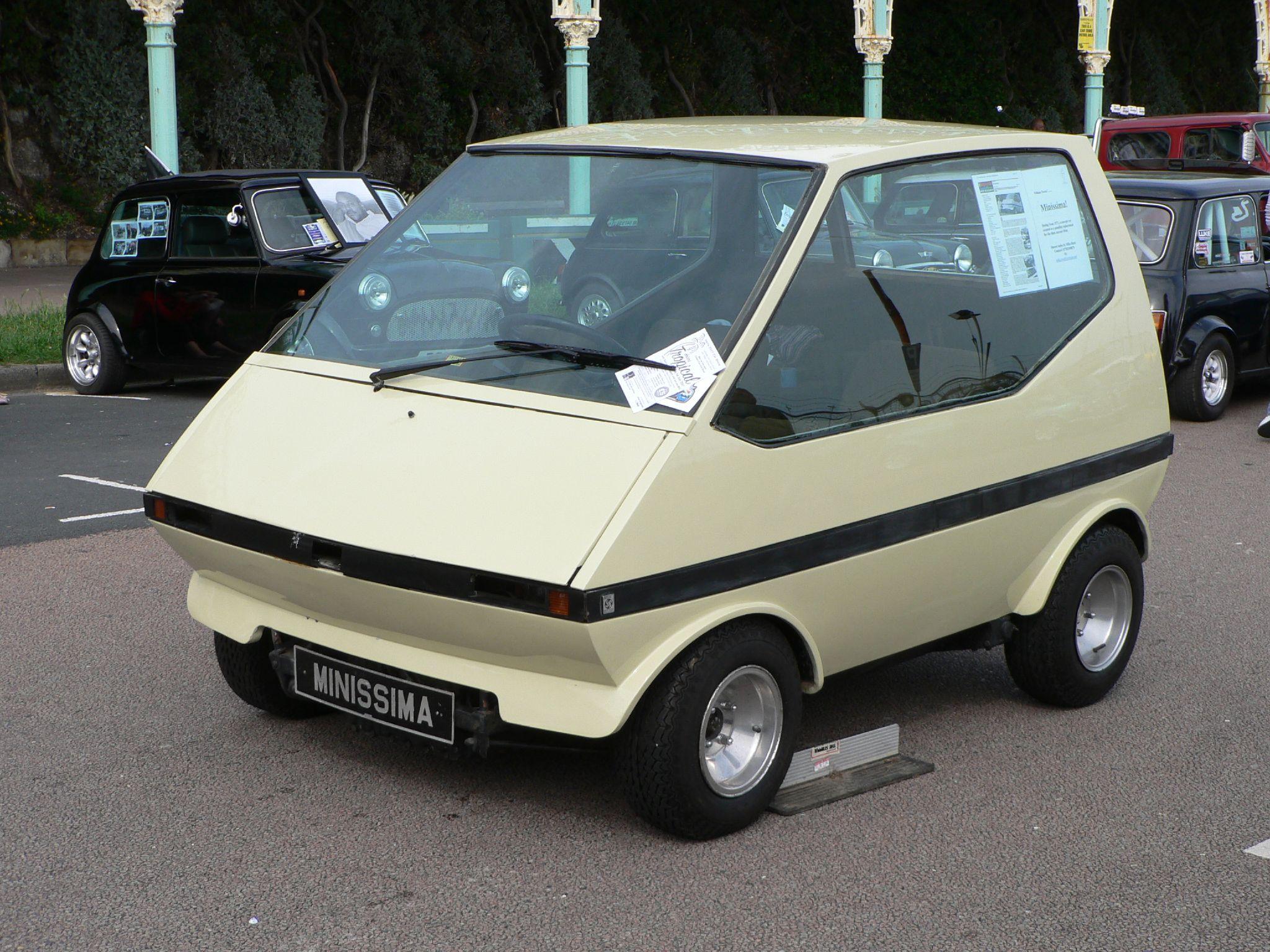 Mini City Car