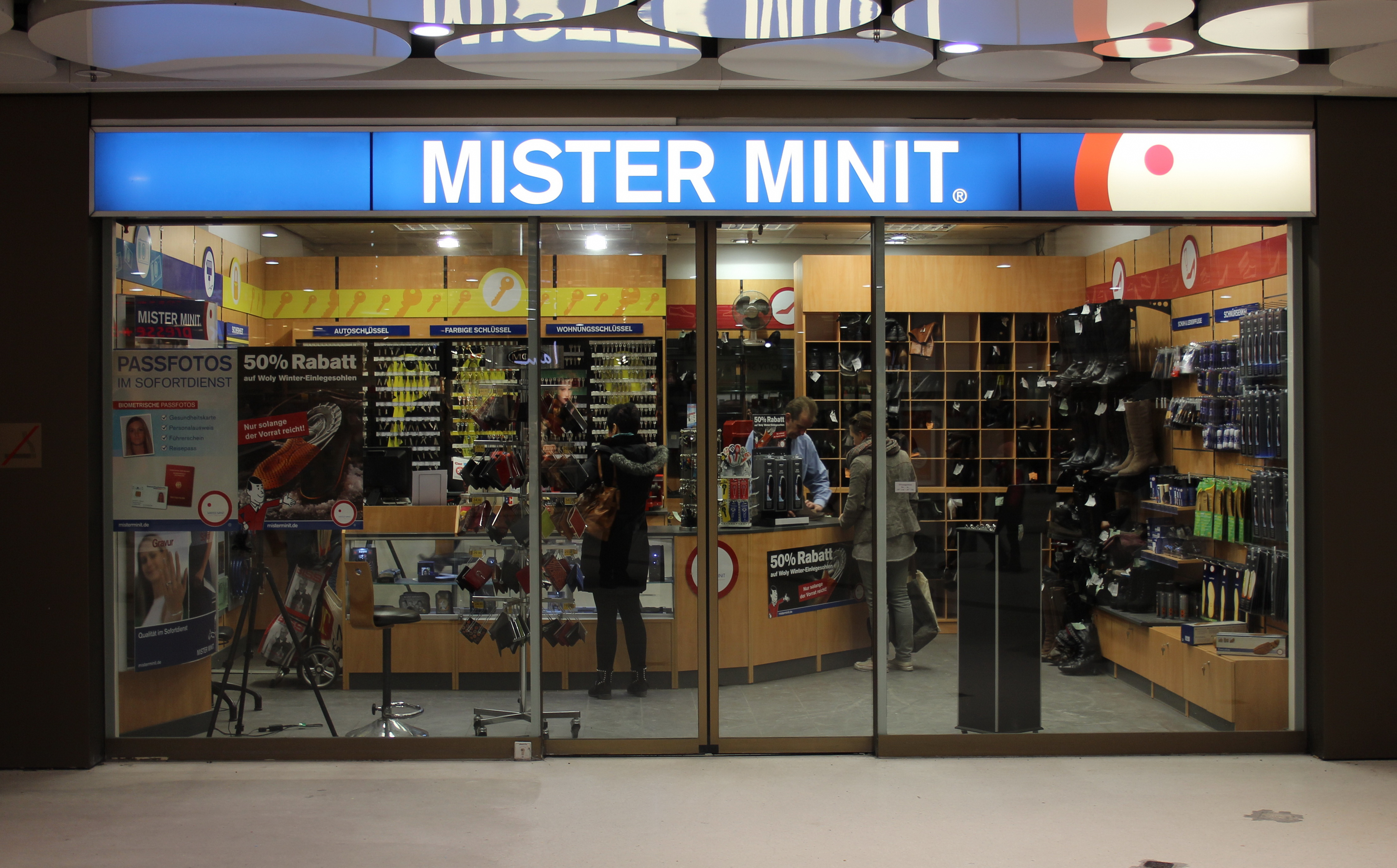 Mister Minit Wikiwand