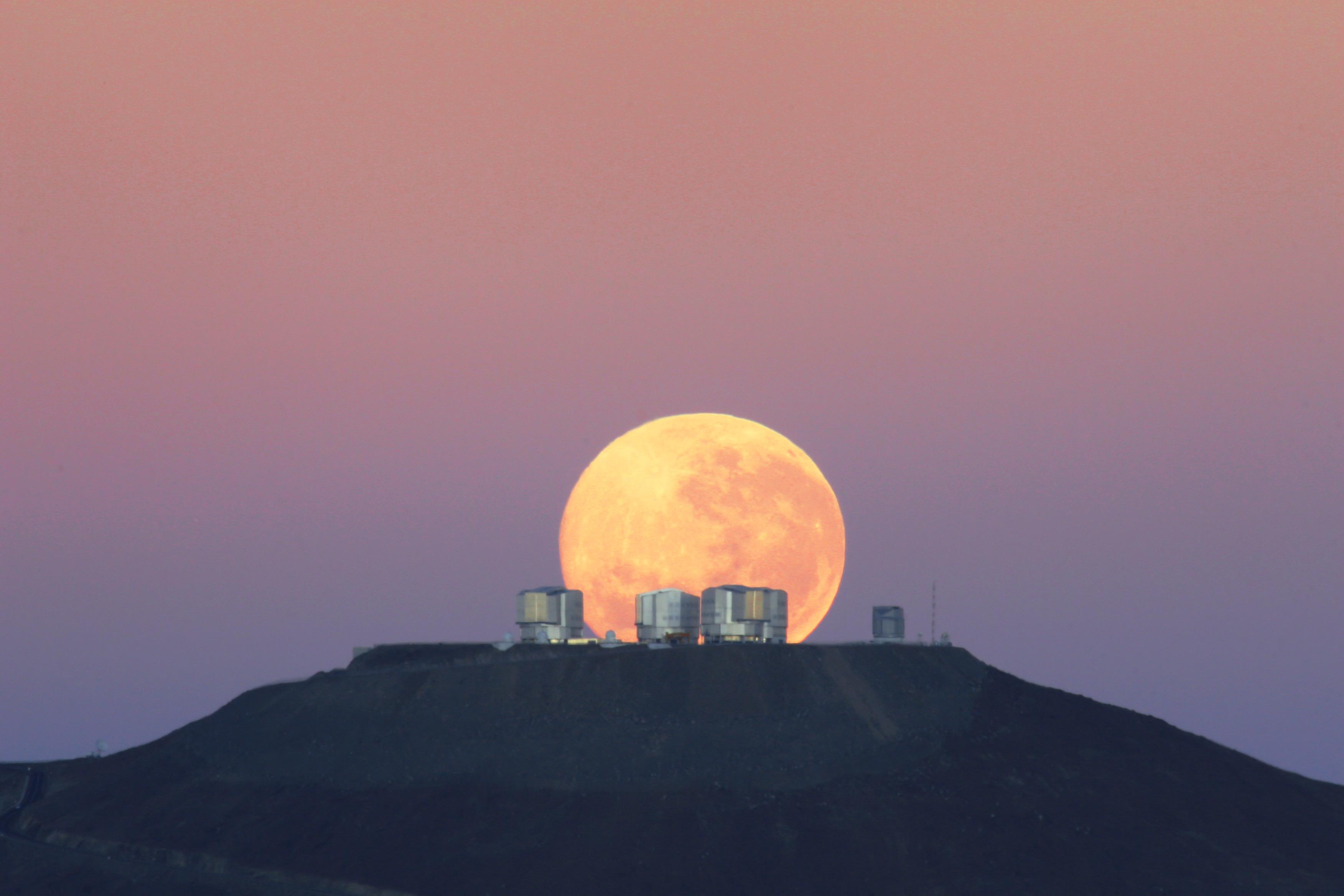 Video: European Extremely Large Telescope   BlenderNation