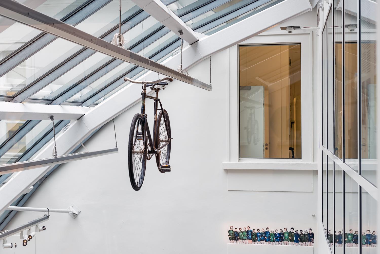 Theodor Herzl´s bicycle