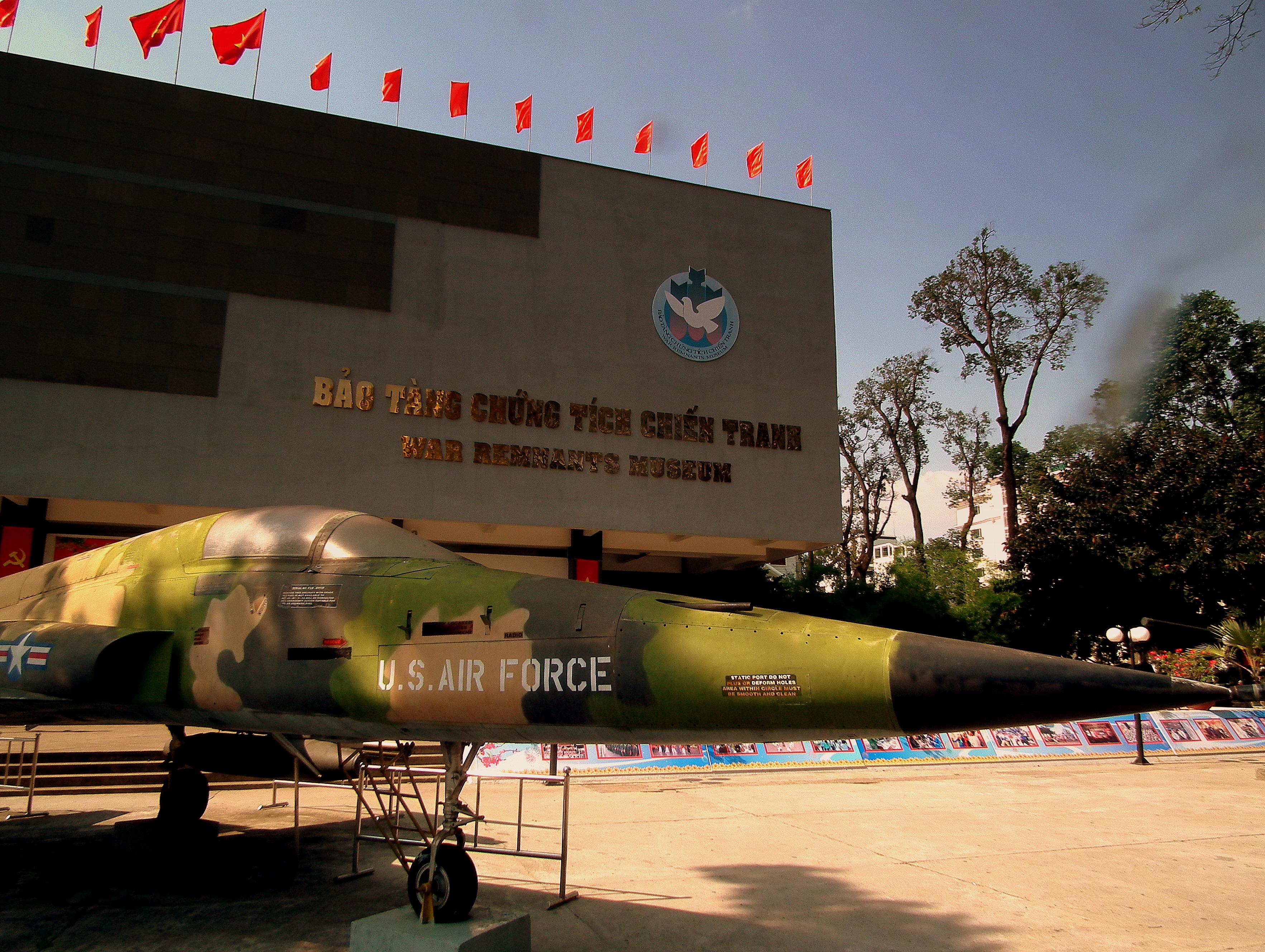 Image result for War Remnants Museum - Ho Chi Minh City, Vietnam