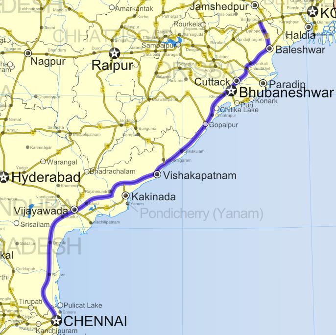 National Highway 5 (India)