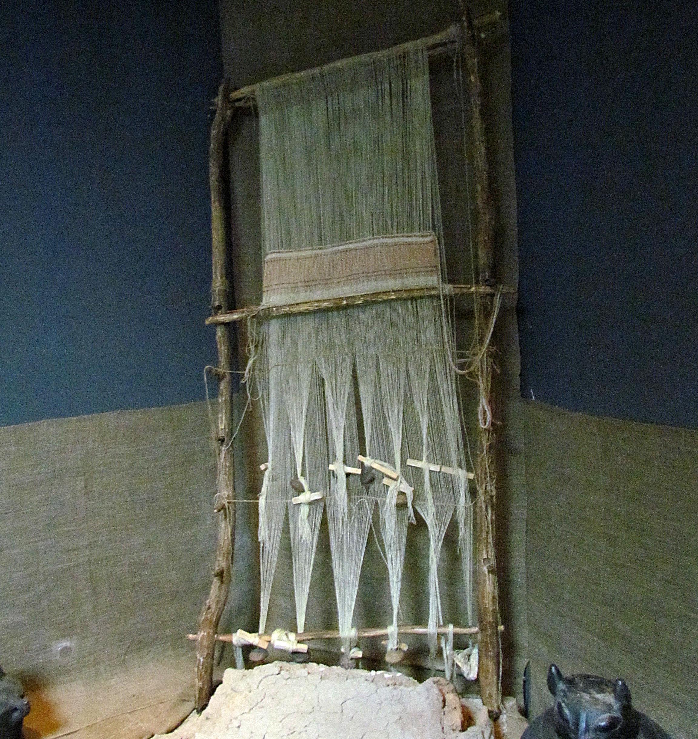 Telar antiguo