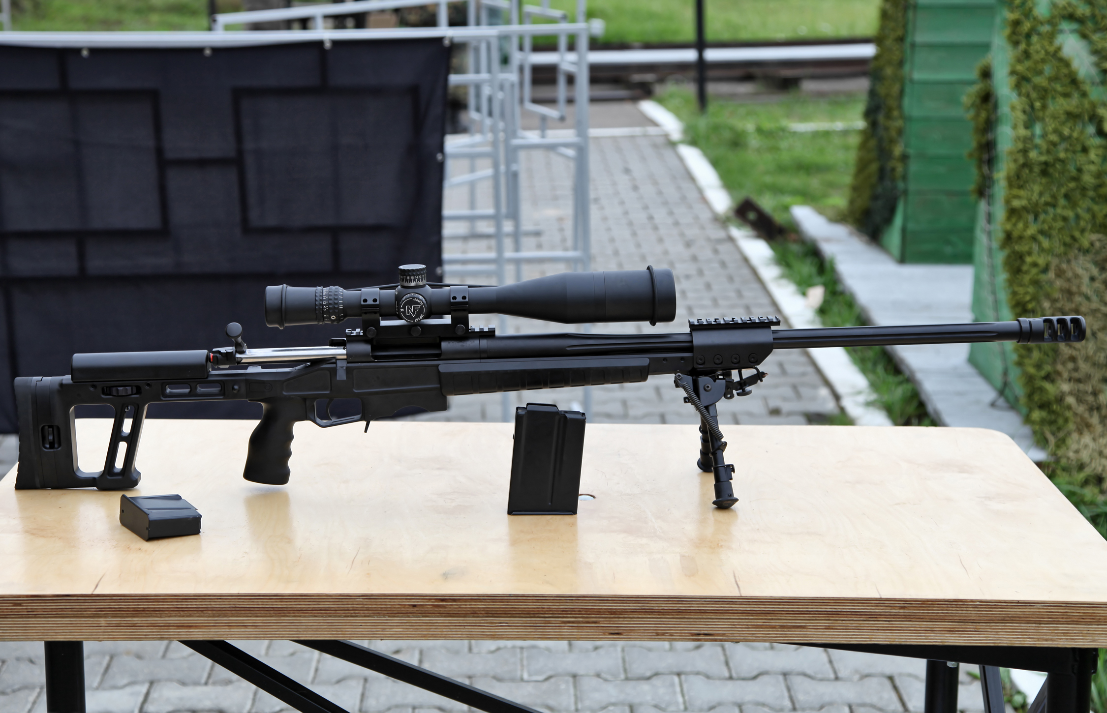 File:ORSIS T-5000 .308Win Sniping competition for The ...
