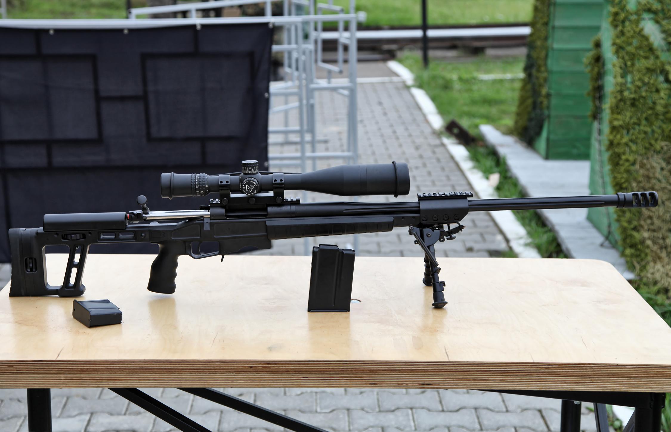 Russia-Iraq deal involves ORSIS T5000 high precision ...