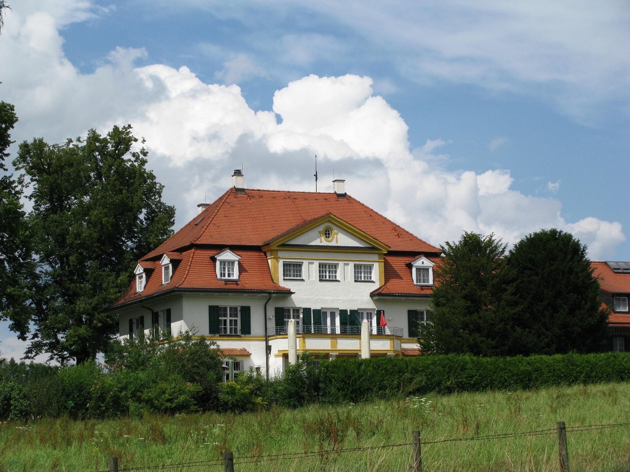 Schlossgut Oberambach Wikipedia