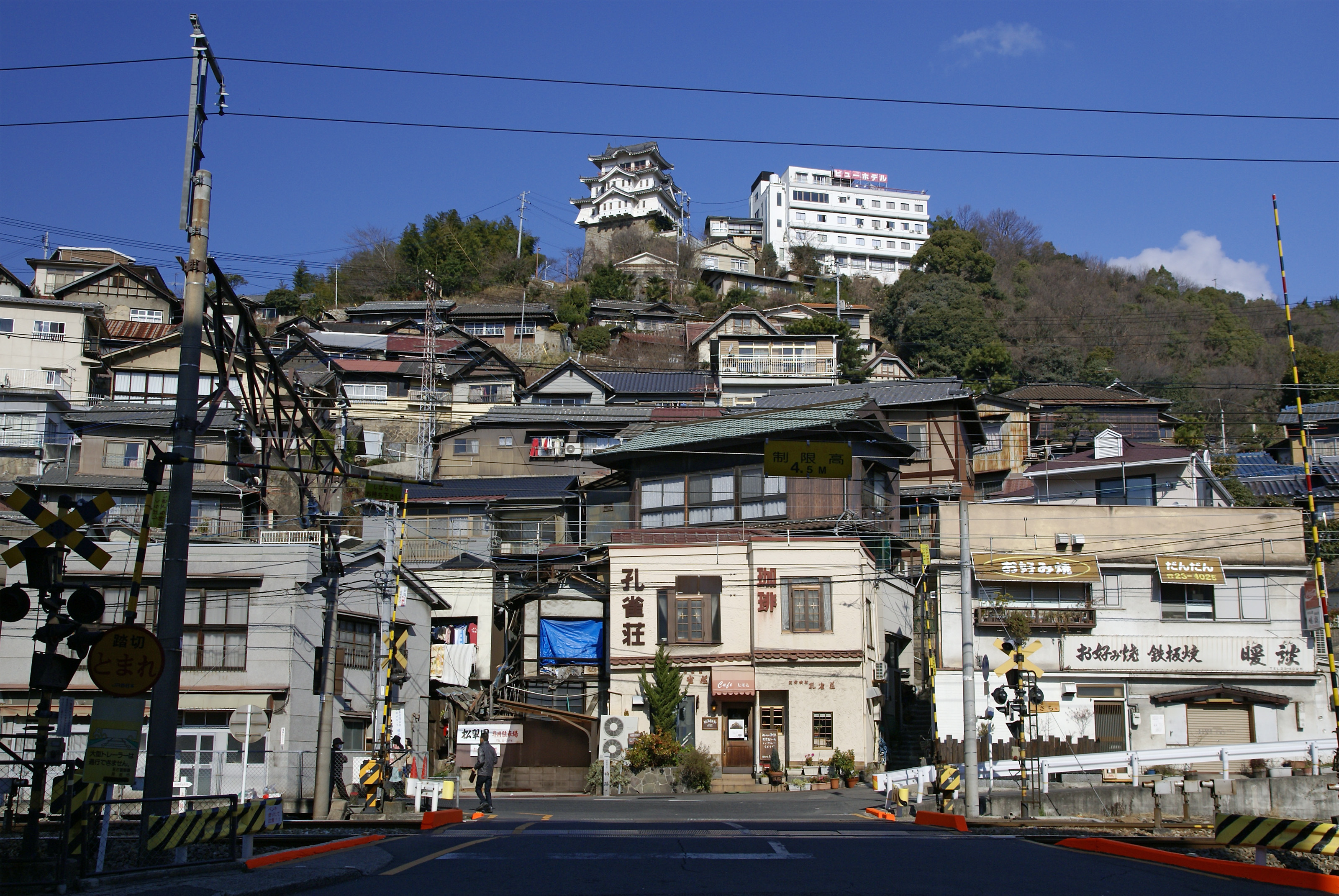 Onomichi Japan  city photos gallery : Onomichi castle01s3200 Wikimedia Commons