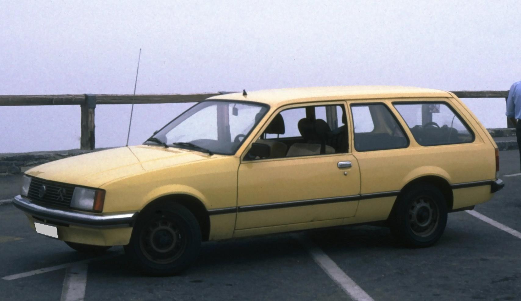 Opel Rekord Series E - Wikipedia, the free encyclopedia