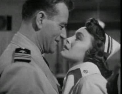 Operation Pacific-Patricia Neal & John Wayne.JPG