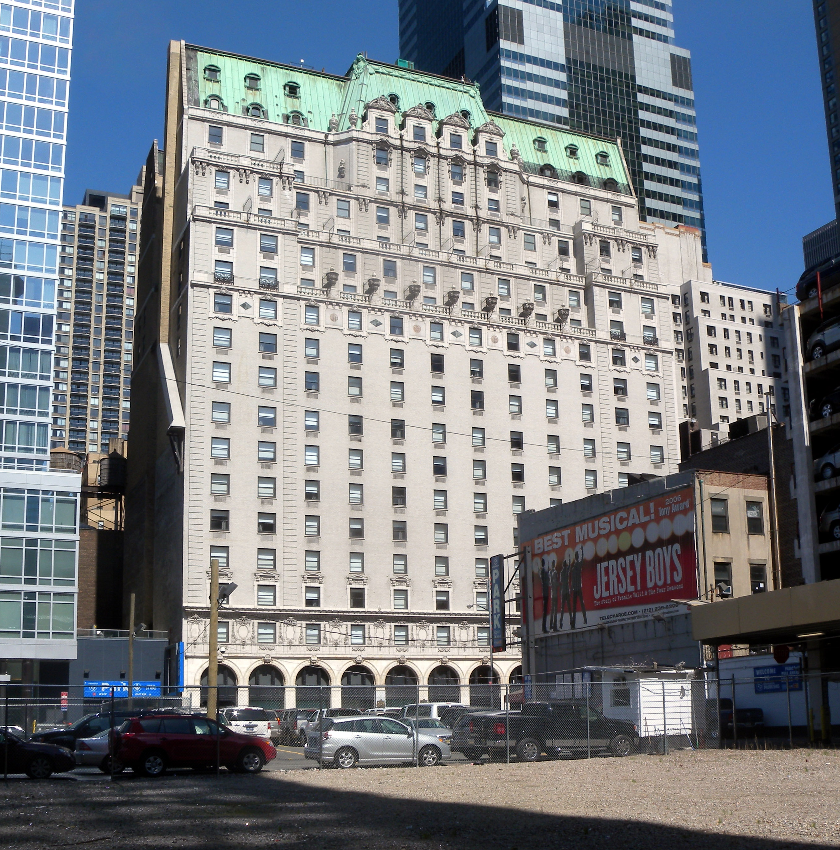 Recommended hotels in new york for your city break stein for Hotel new york