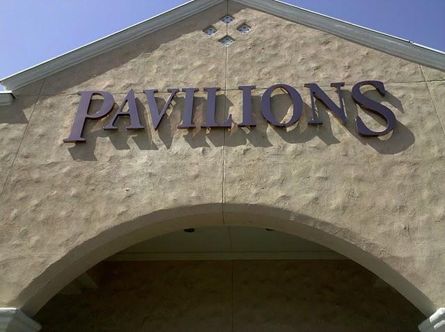 pavilions  supermarket