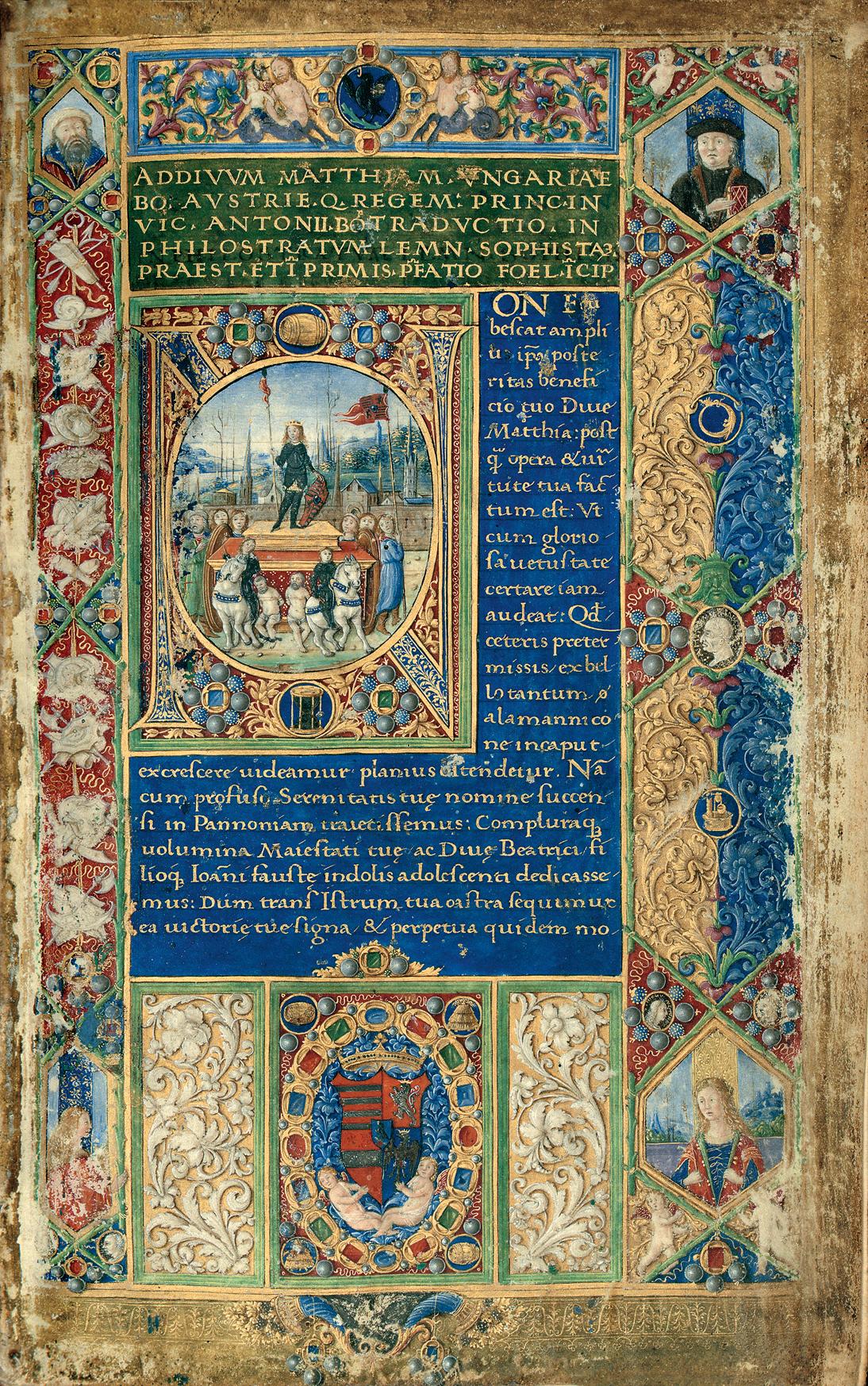 Bécs ostroma (1485)
