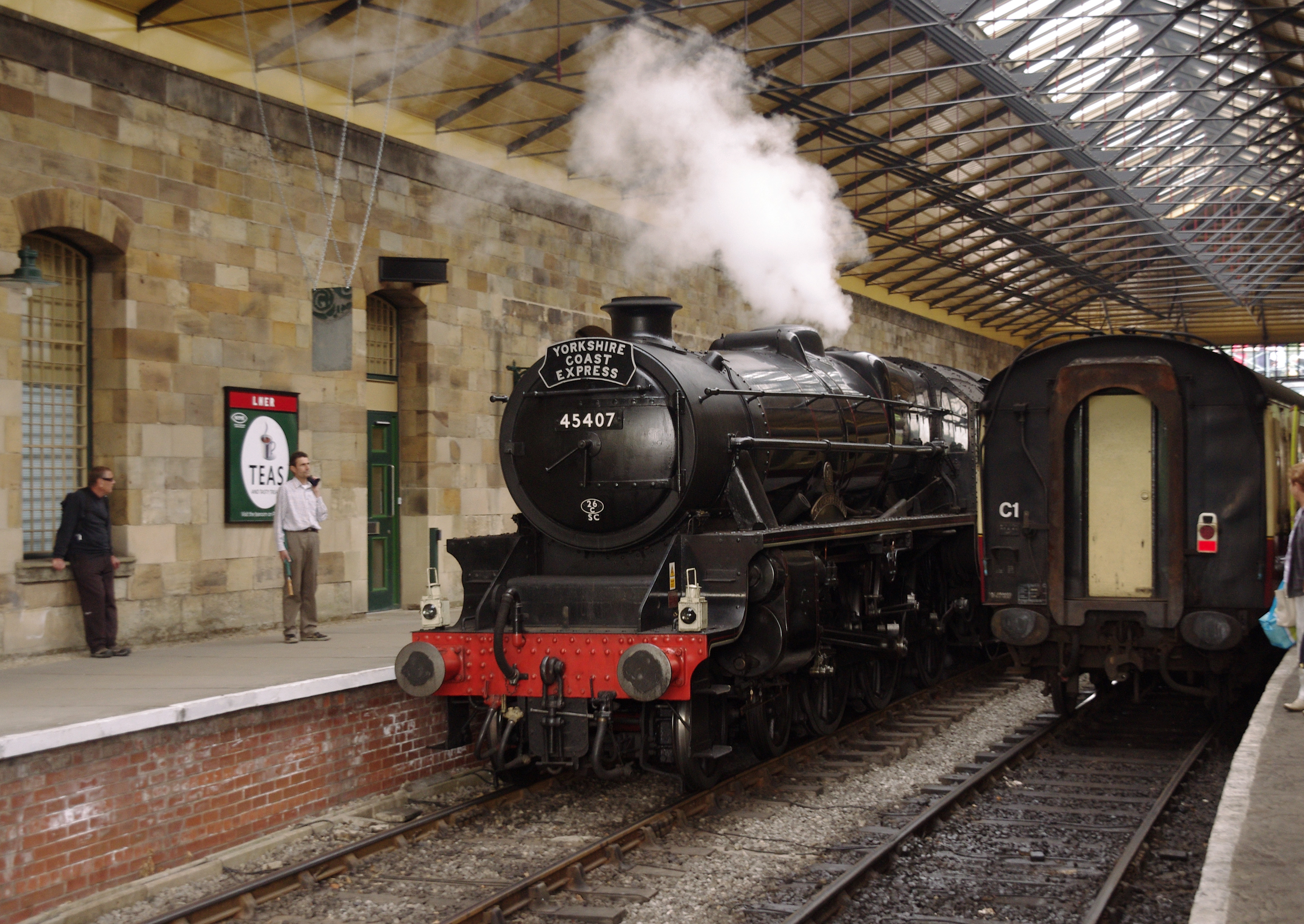 10 reasons to choose NYMR: