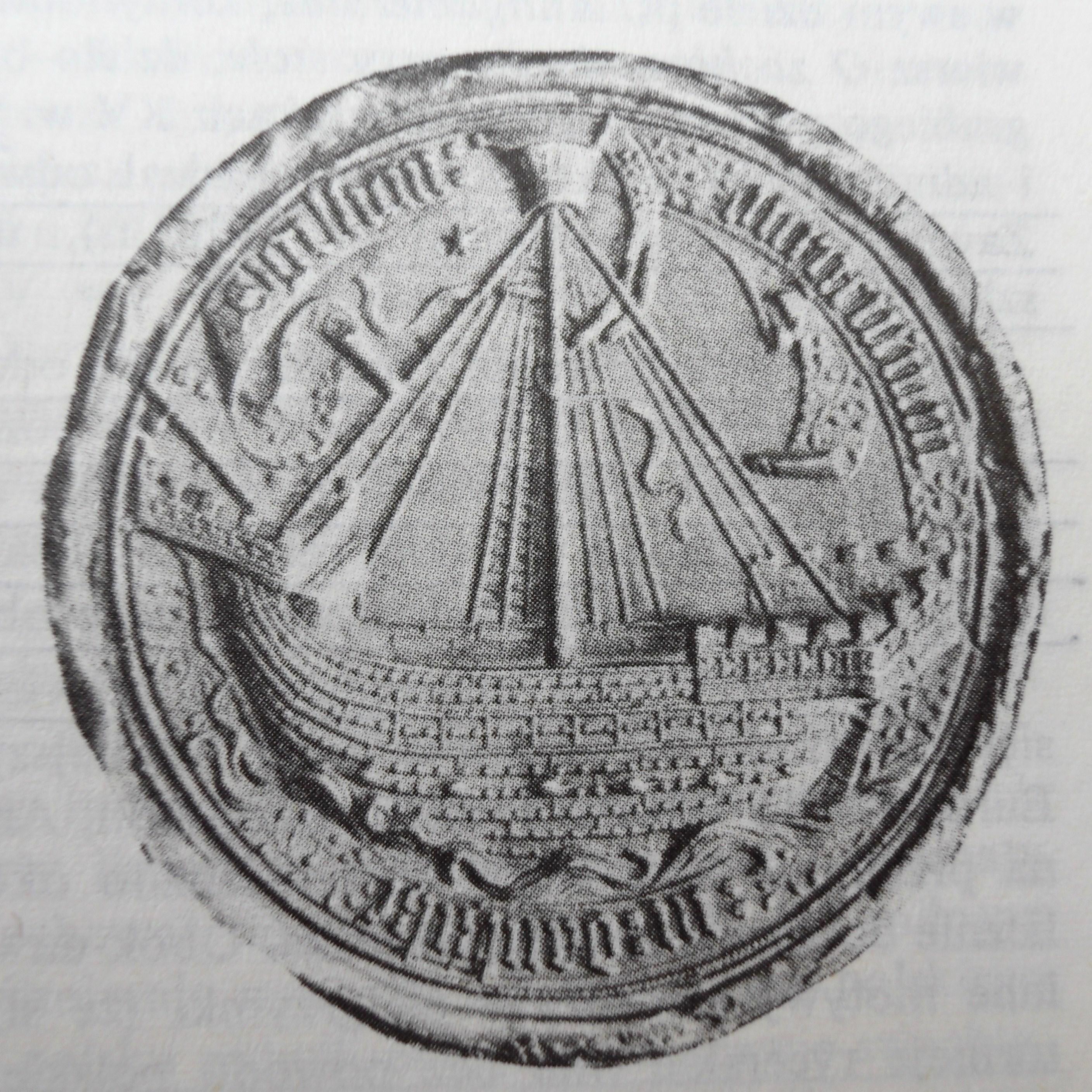 historia gda ska wolna encyklopedia piecz281263 miasta gda324ska z xv wieku