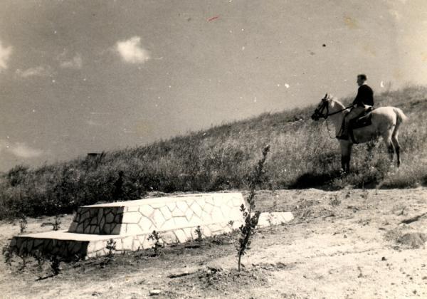 הקבר הראשון בג'וערה