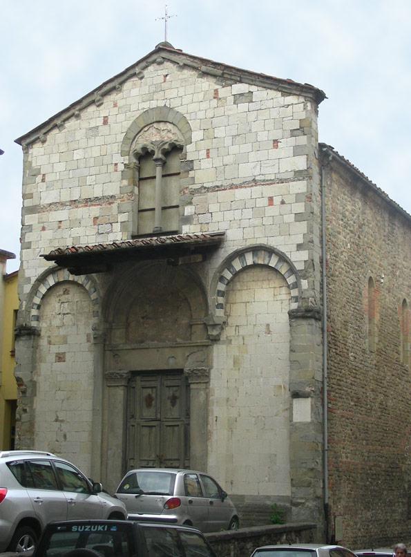 Chiesa di san salvatore pistoia wikipedia for Mobilia san salvatore