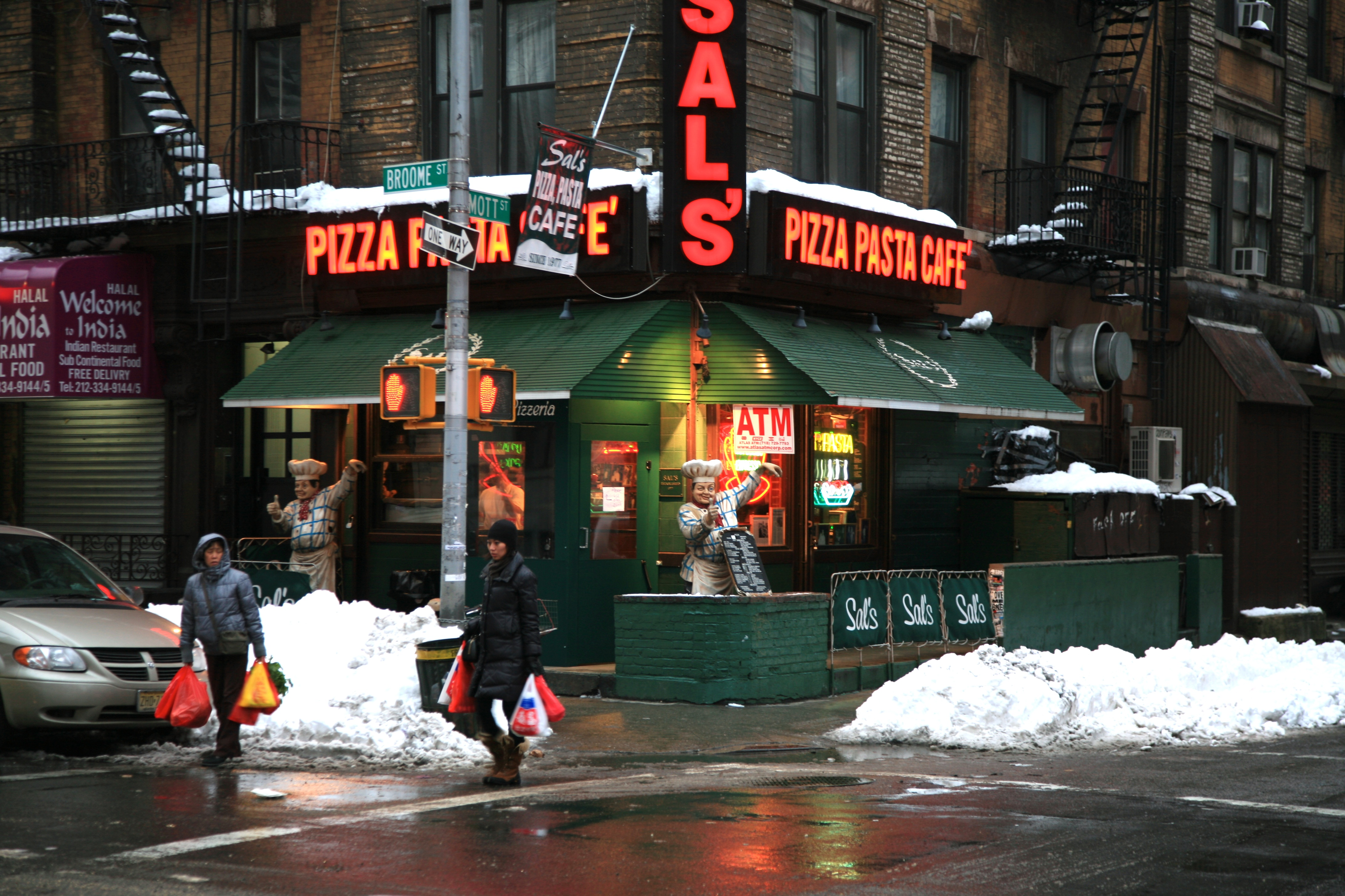 New York Pizza And Pasta Cafe