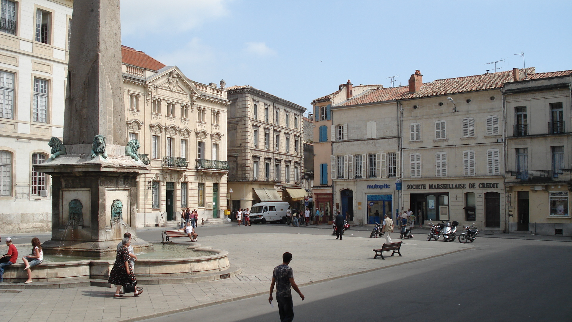 Arles France  city photo : Place de la Republique Arles Wikimedia Commons
