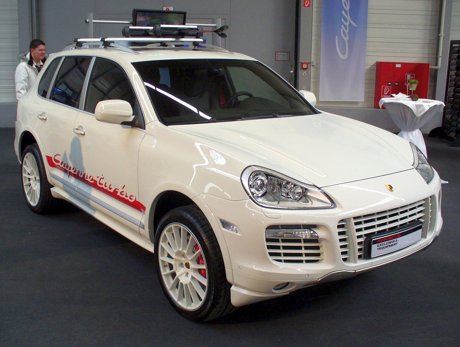 File Porsche Cayenne Turbo Ame Jpg Wikimedia Commons
