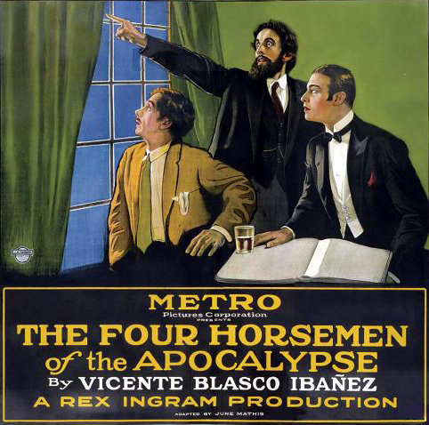 Poster - Four Horsemen of the Apocalypse, The 02.jpg