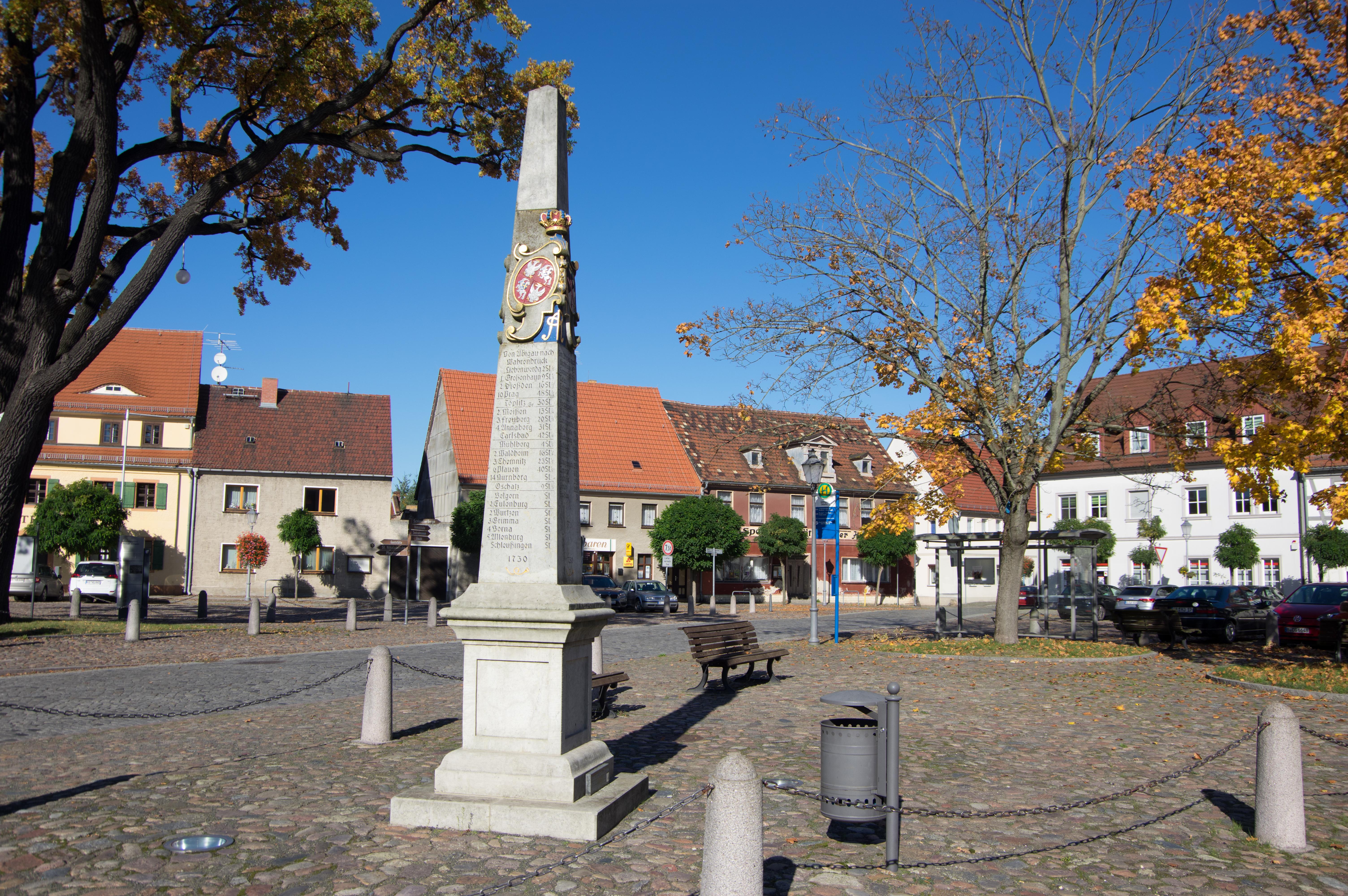 Dirne aus Uebigau-Wahrenbrück
