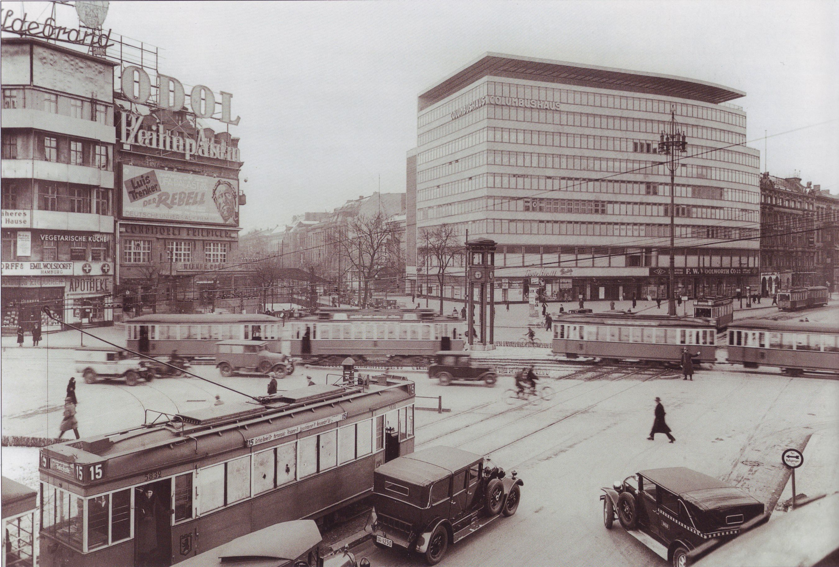 Expressionism – Architecture in Berlin