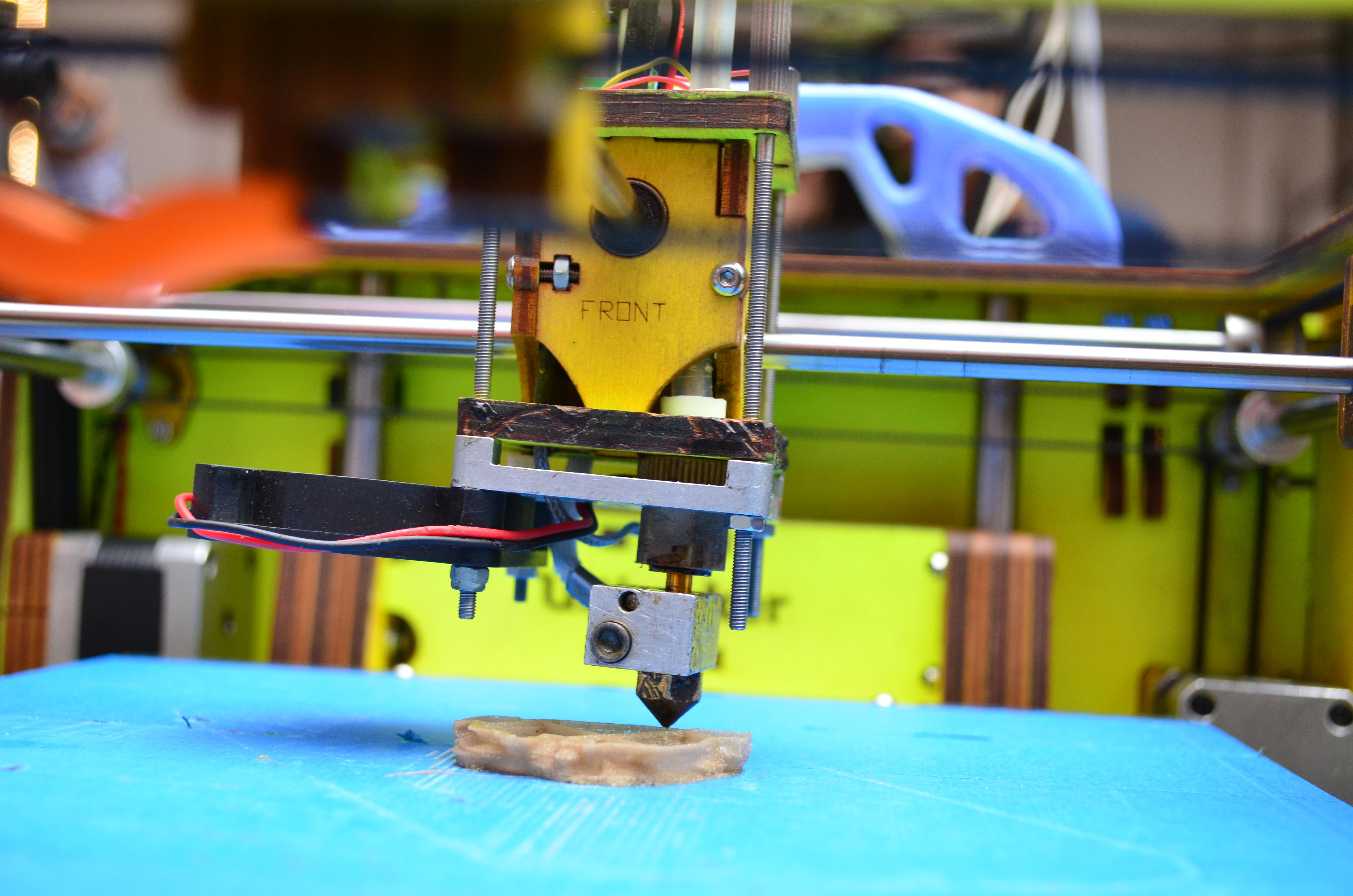 workshop cursus 3D printen ontwerpen