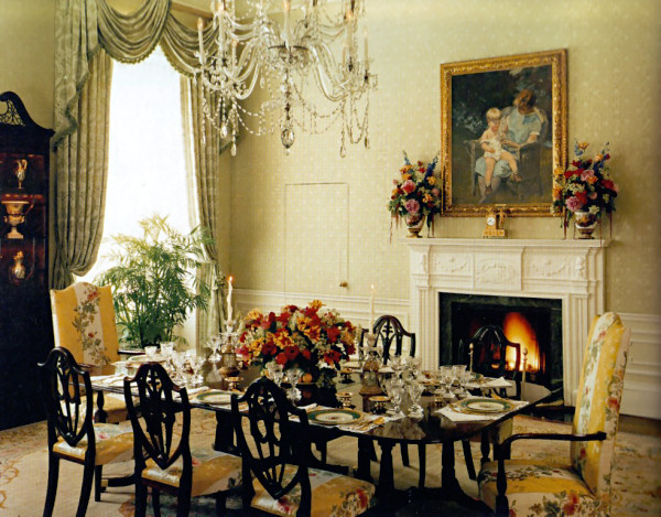 Private dining room c1997 Ideas and tips for Home Luxury Decor 2014
