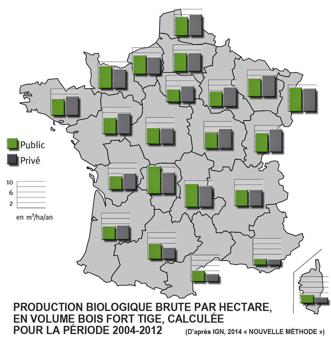 ffcba435e8e File Production biologique brute ha bol bois fort tige IGN France 2004  2012.jpg