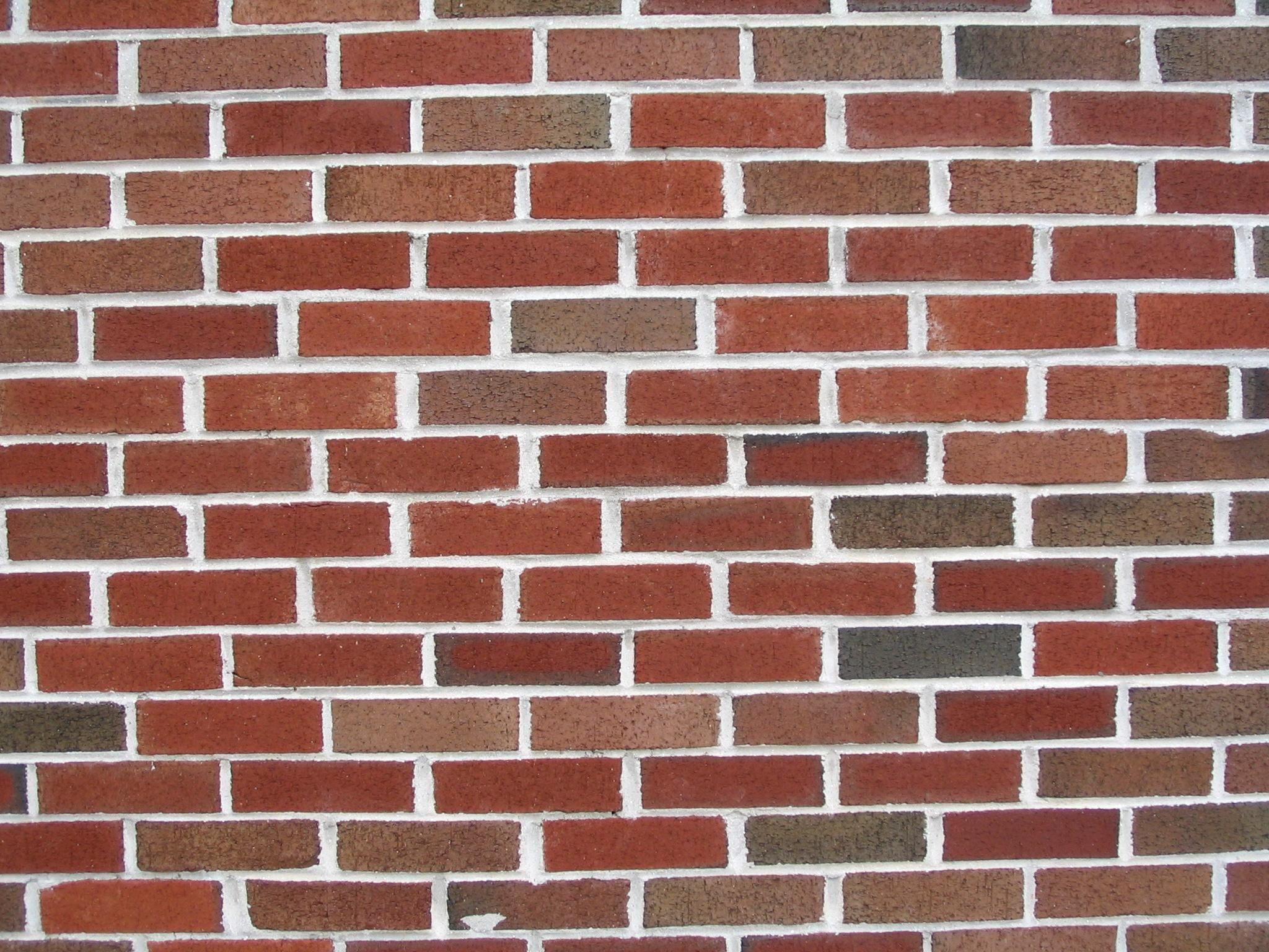 File Red brick texture Wikimedia mons