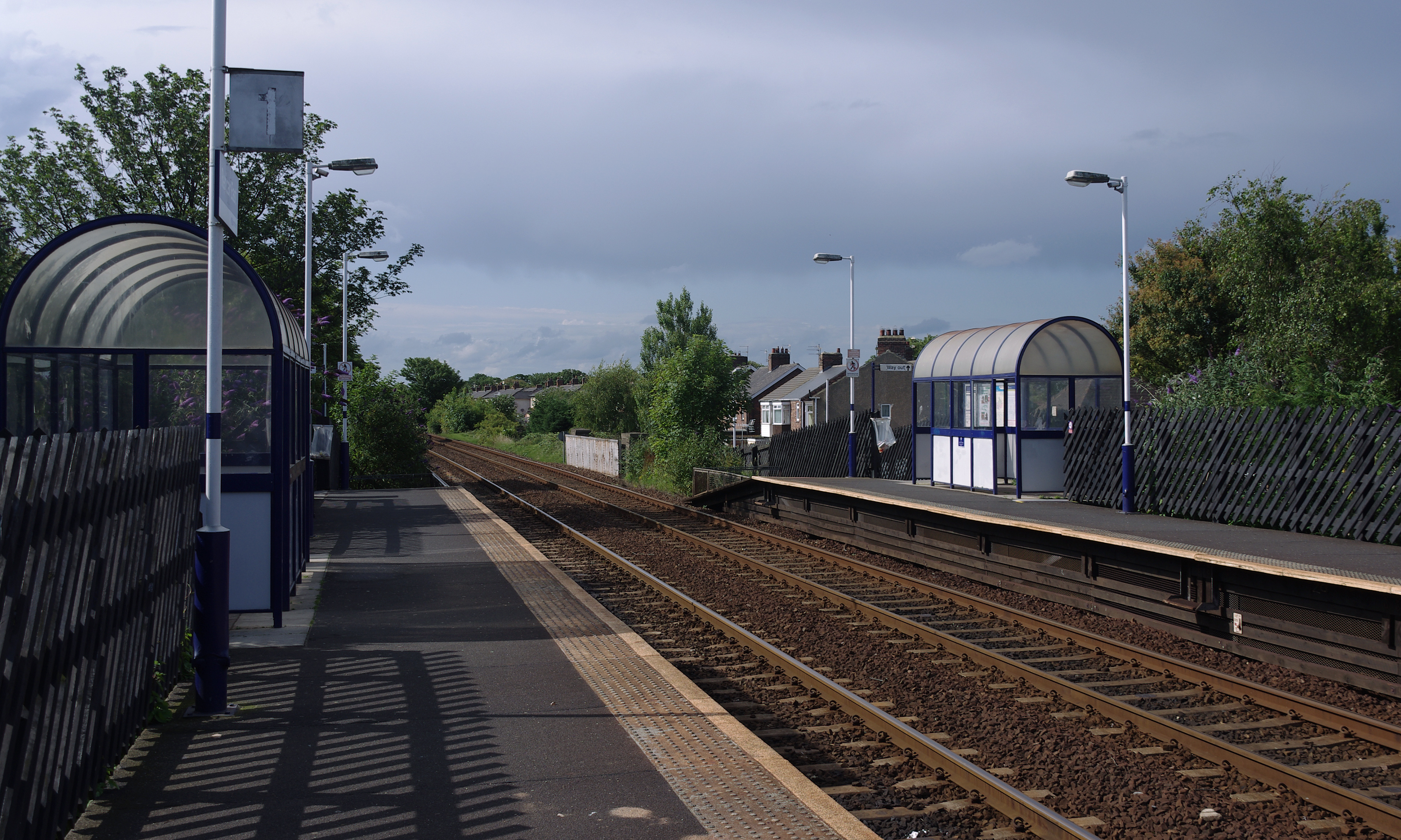 Redcar East Railway Station Wikipedia