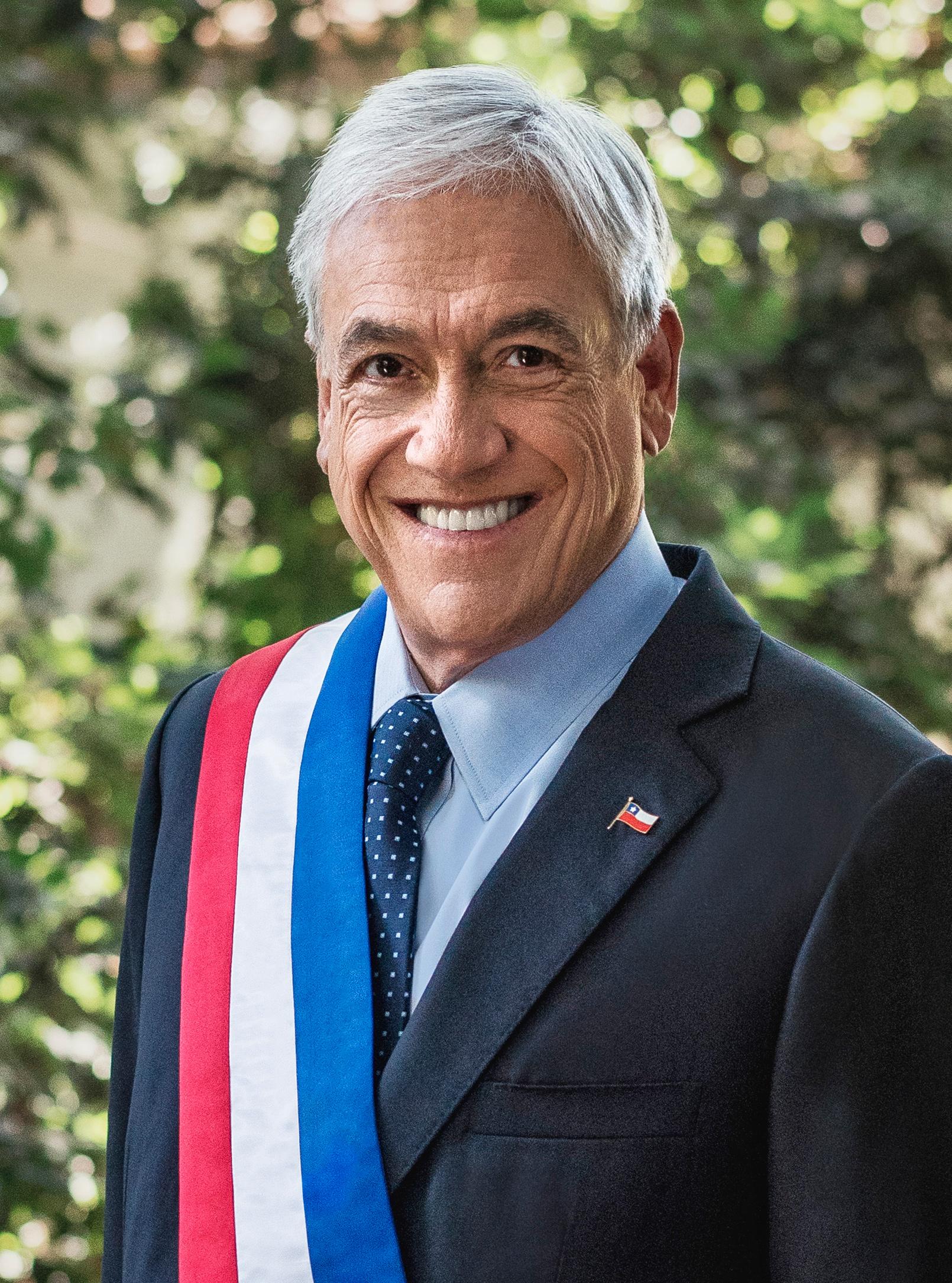 Sebastian Pinera Wikipedia