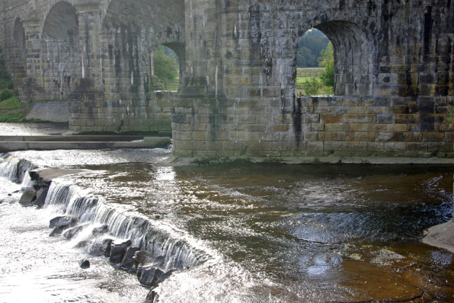 River South Tyne and Alston Arches Viaduct - geograph.org.uk - 574546