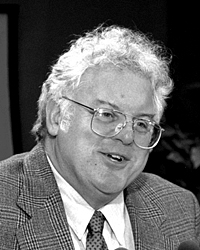 Robert Laughlin, BA 1972, Nobel laureate
