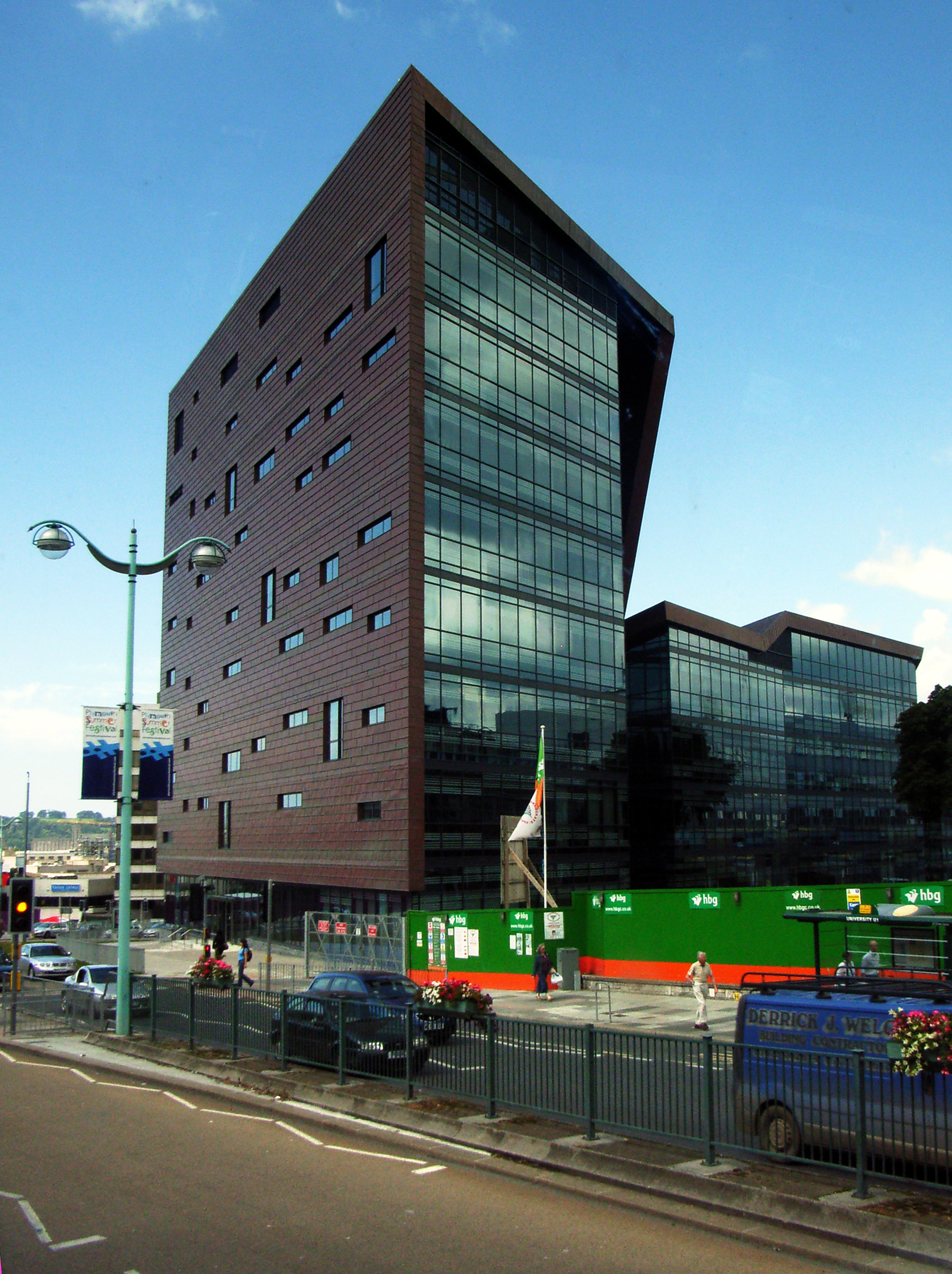 Aston University Tesco Building