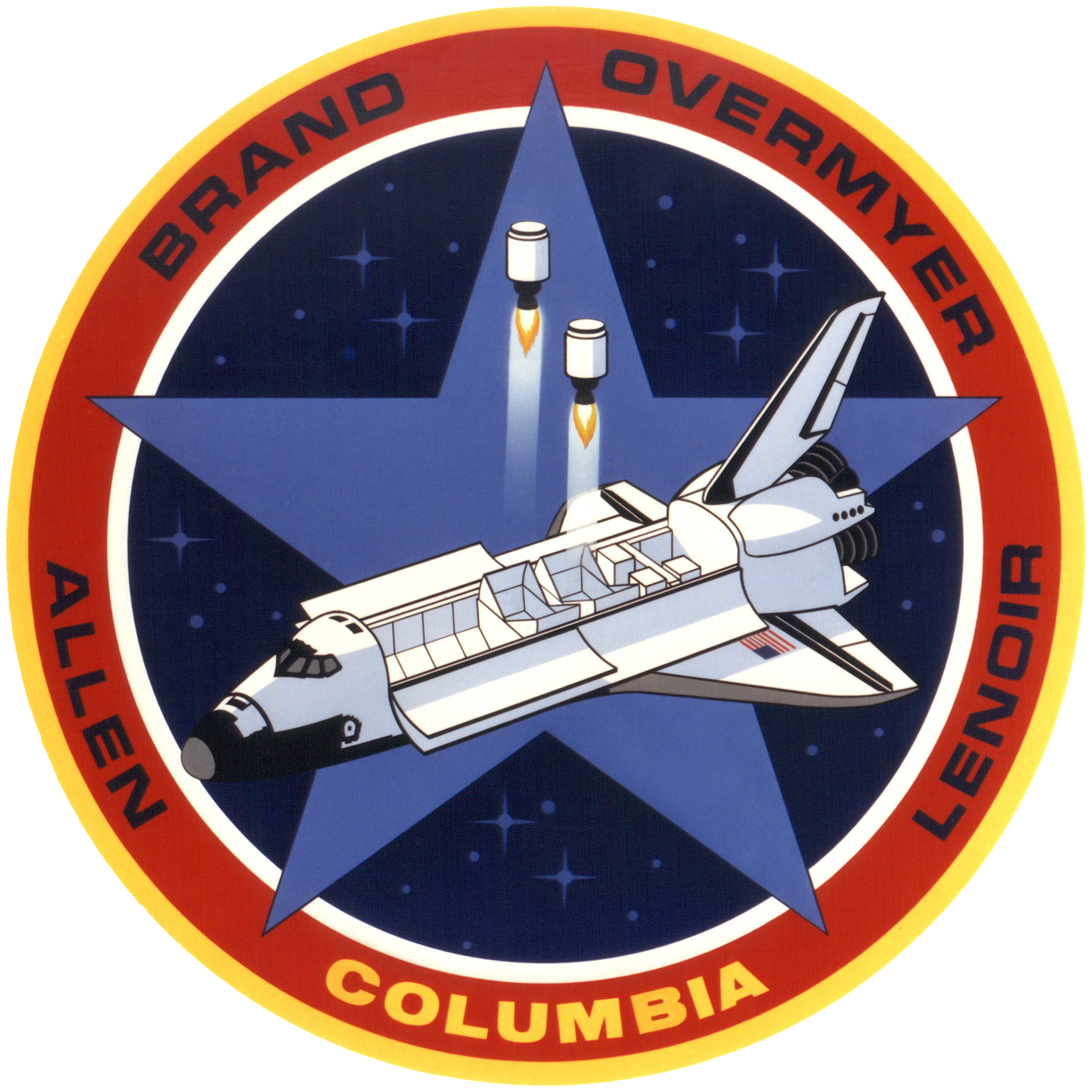 Colombia Missions Logo NASA - Pics about space