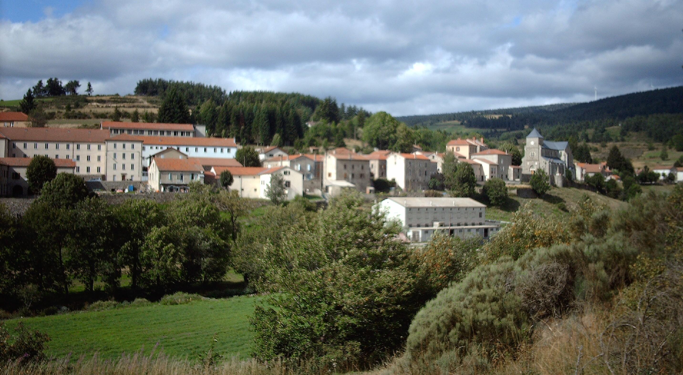 Saint-Etienne France  city photos gallery : Saint Etienne de Lugdarès, Ardèche, France Wikipedia, the ...