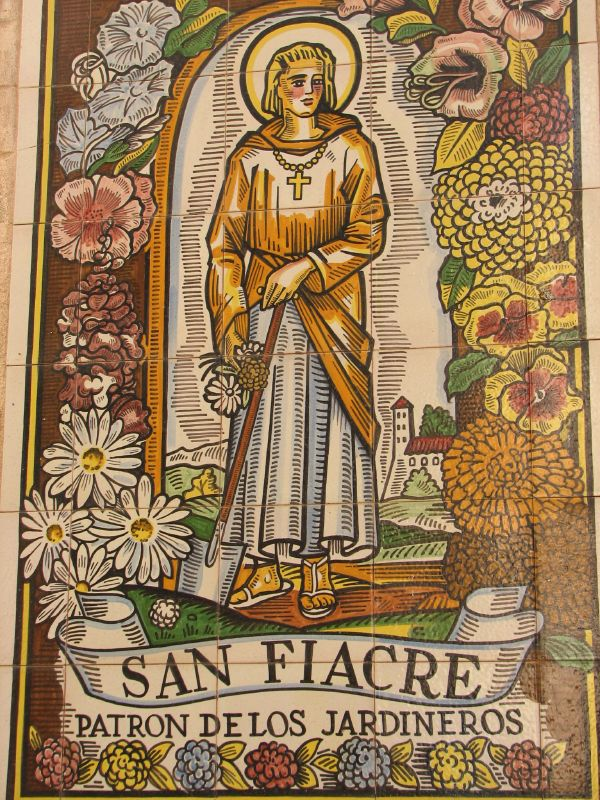 file saint fiacre mural wikimedia commons. Black Bedroom Furniture Sets. Home Design Ideas
