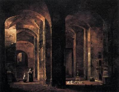 File:San Martino ai Monti crypt.jpg