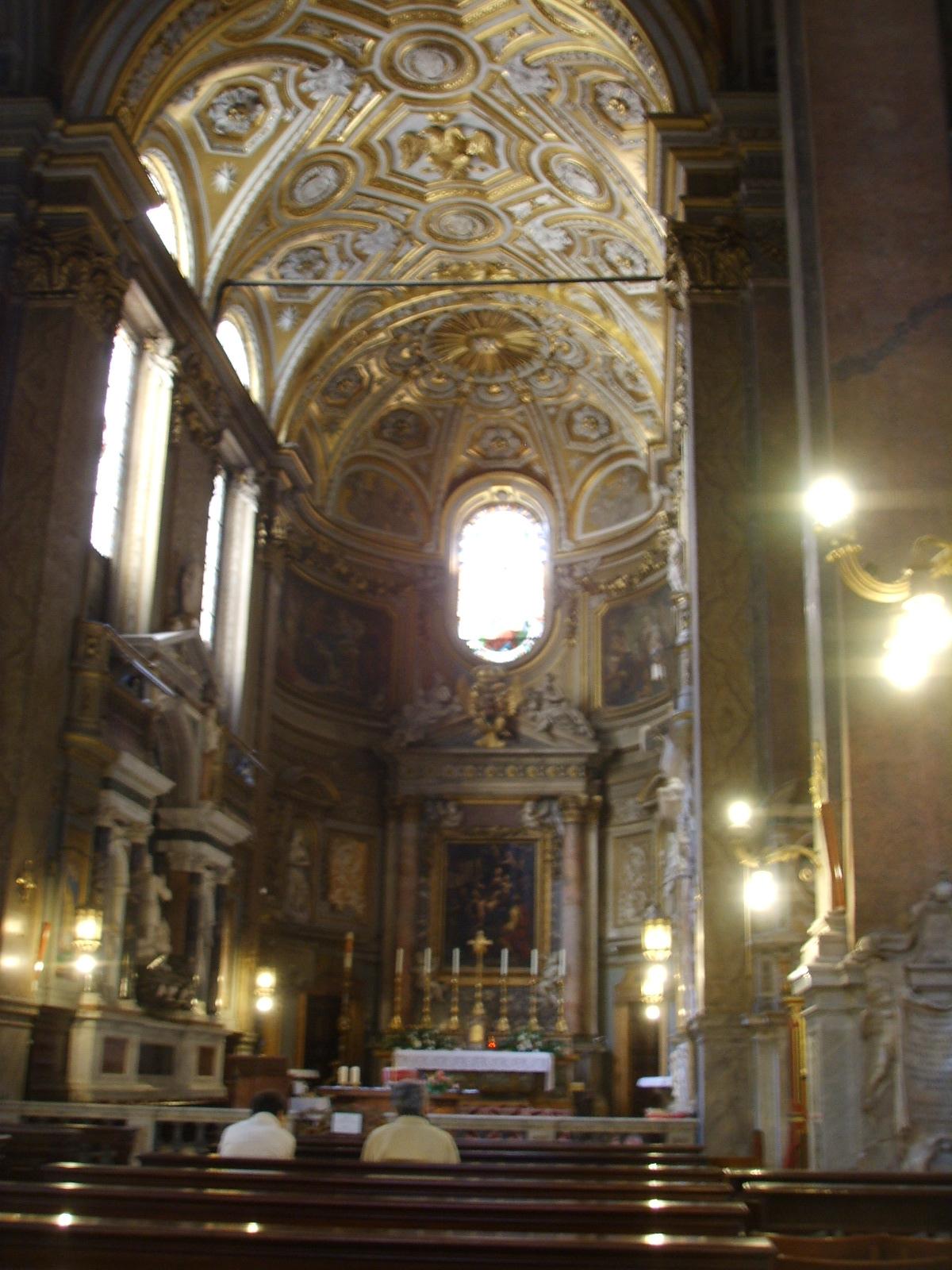 Chiesa Della Villa Dell Amorosa Madonna E Santi