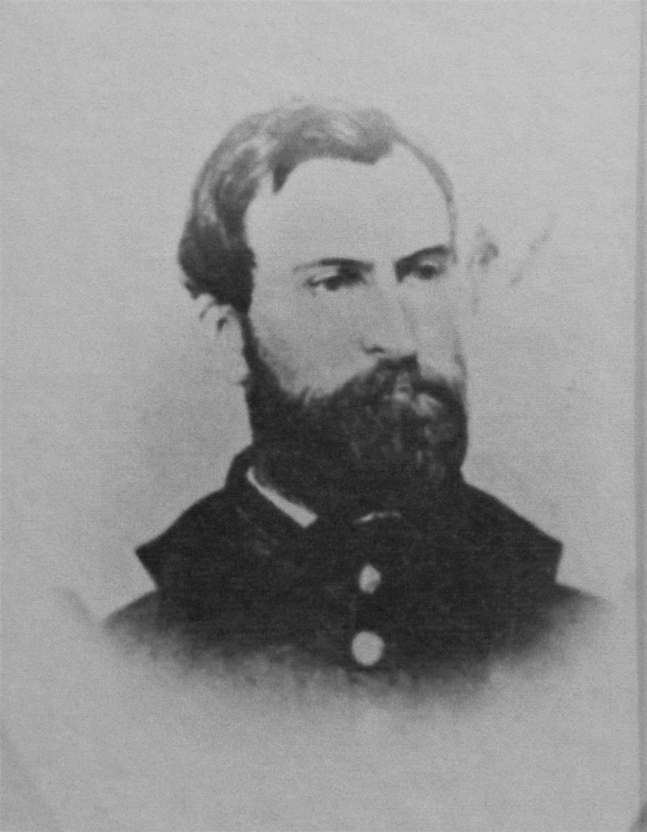 Elihu H. Mason Union Army Medal of Honor recipient