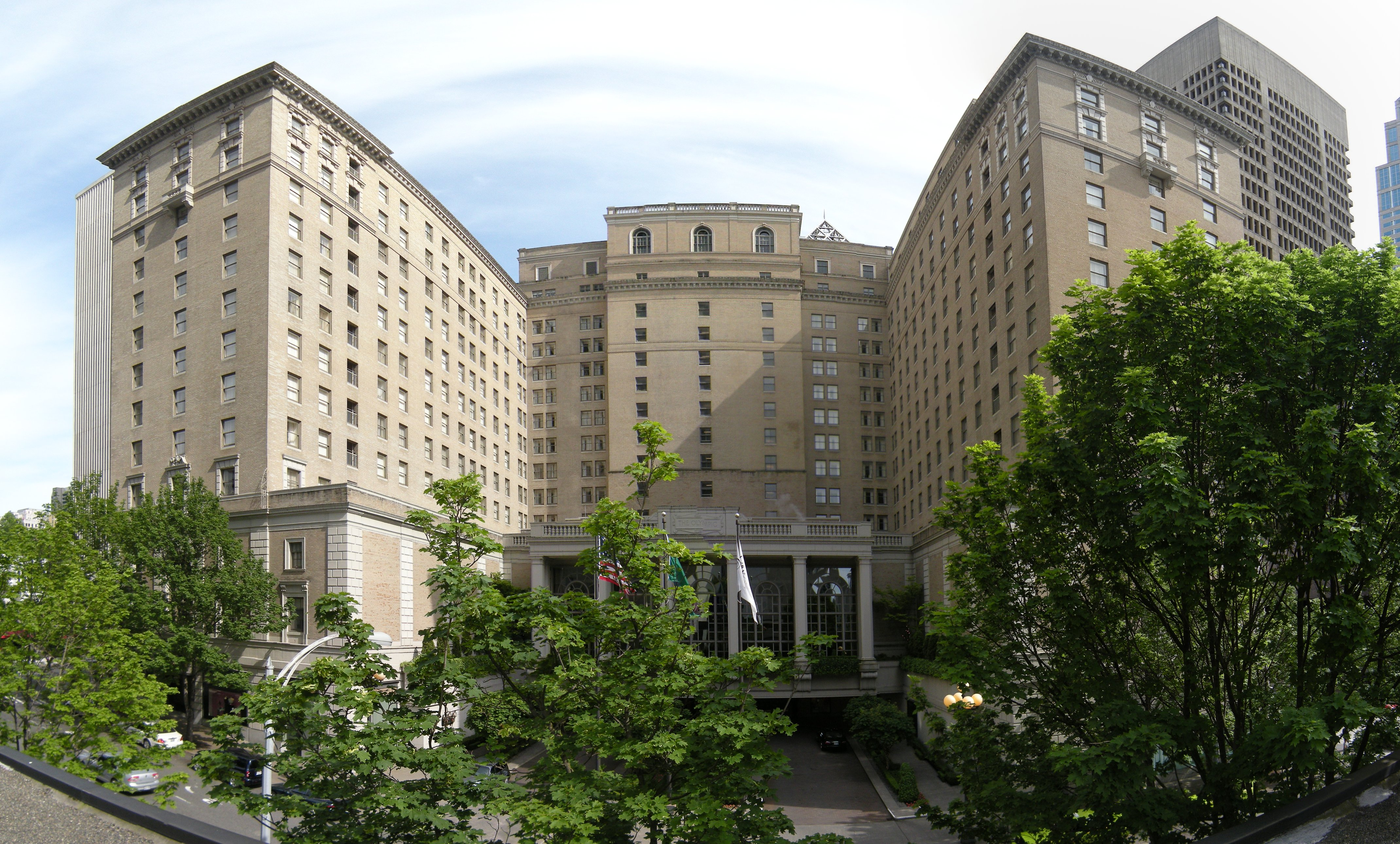 Hamilton Plaza Hotel Ontario