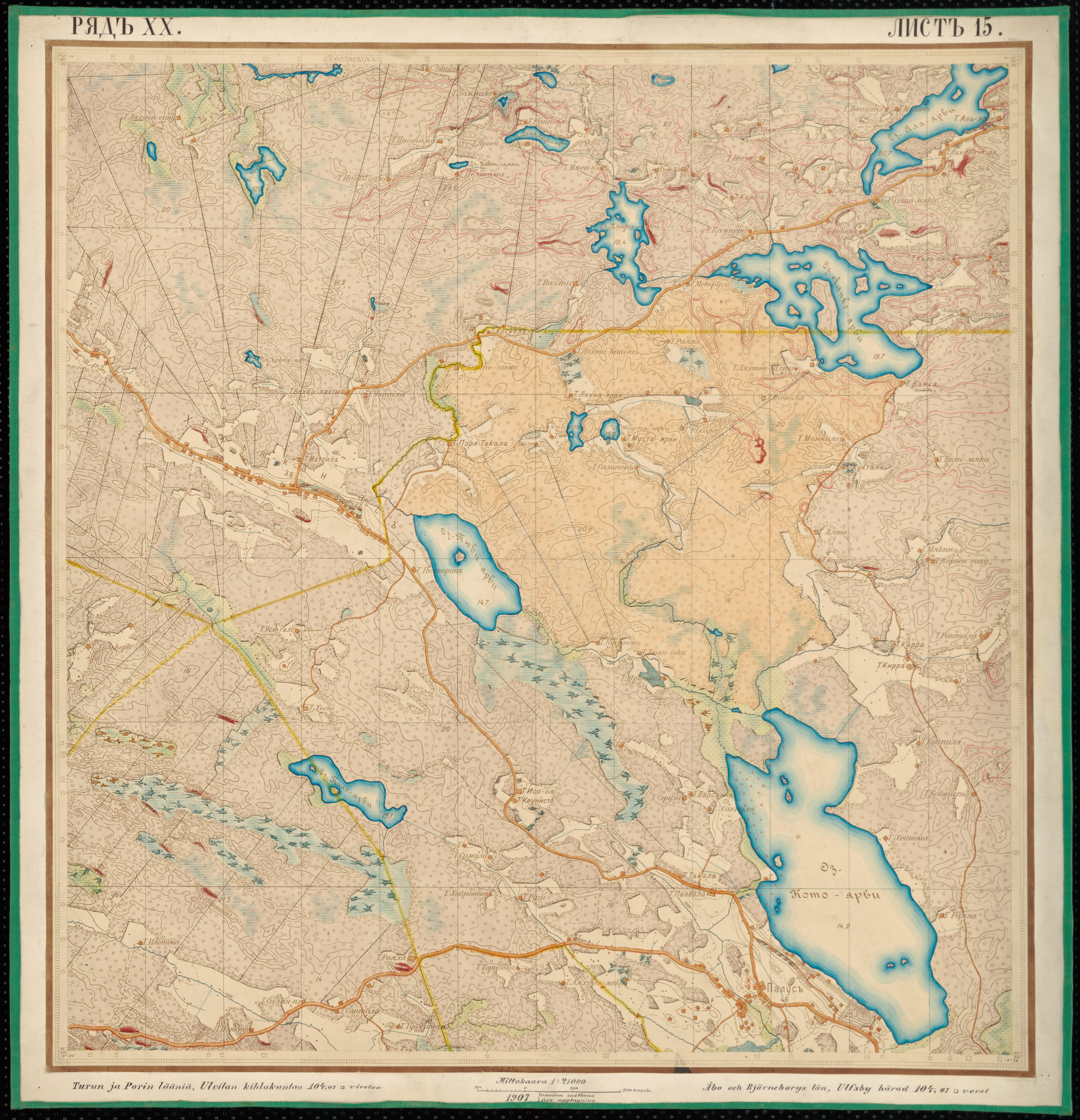 File Senate Atlas 1870 1907 Sheet Xx 15 Kullaa Jpg Wikimedia