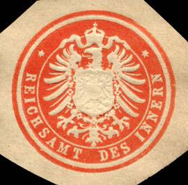 Federal Ministry of the Interior, Building and Community Ministry of the Interior of Germany