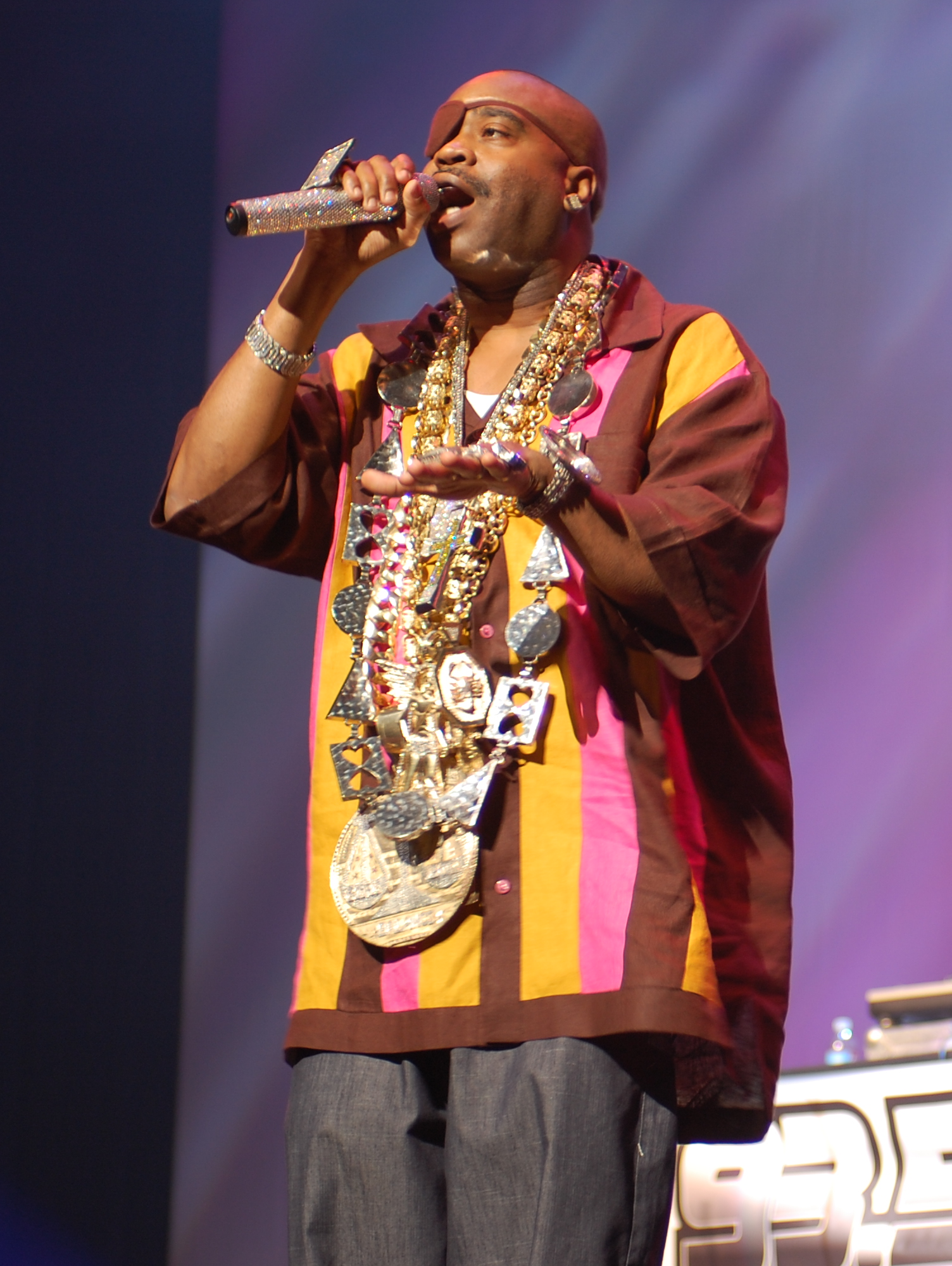 Image result for Slick Rick