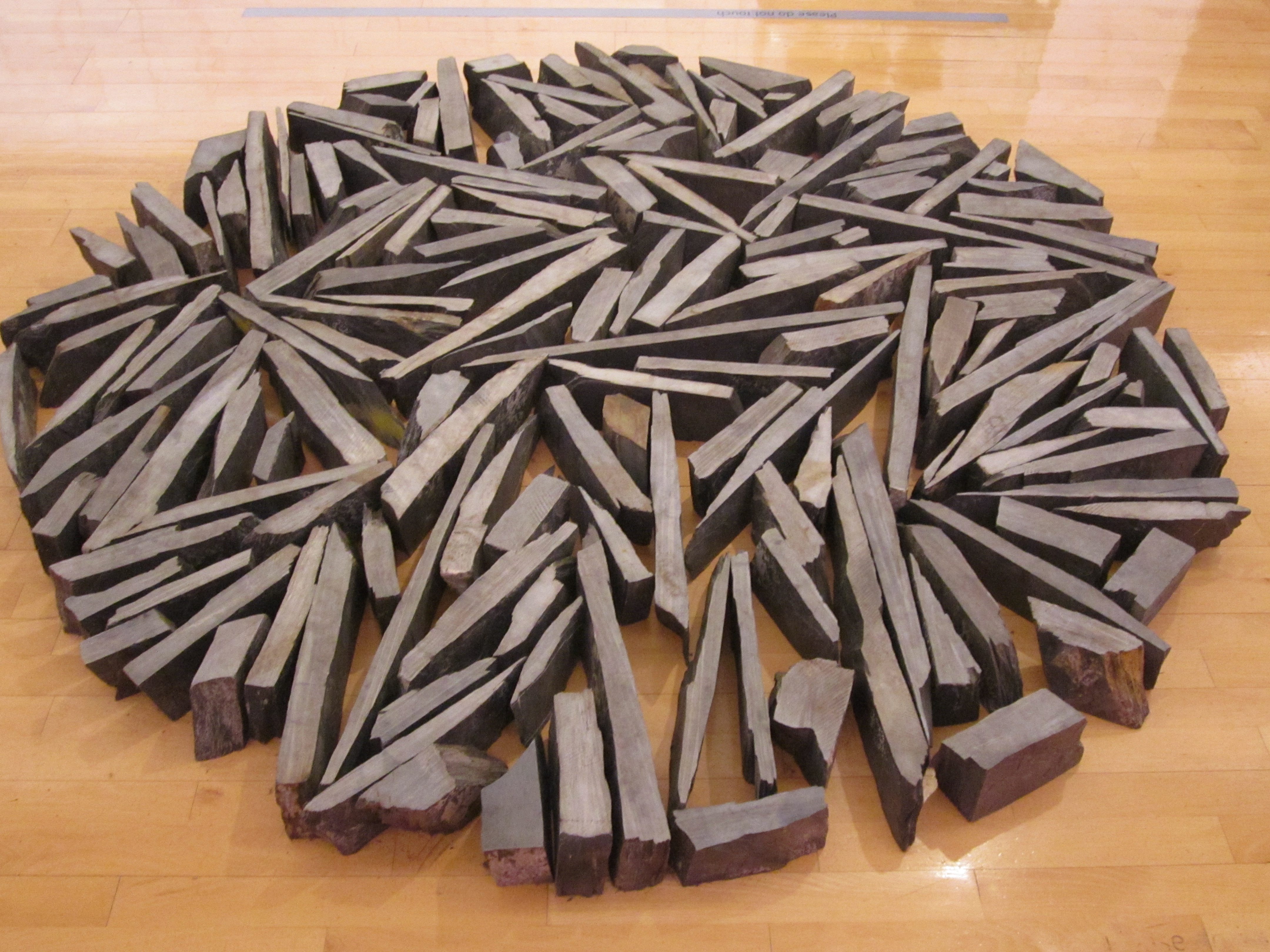 An analysis of conceptual art by richard long