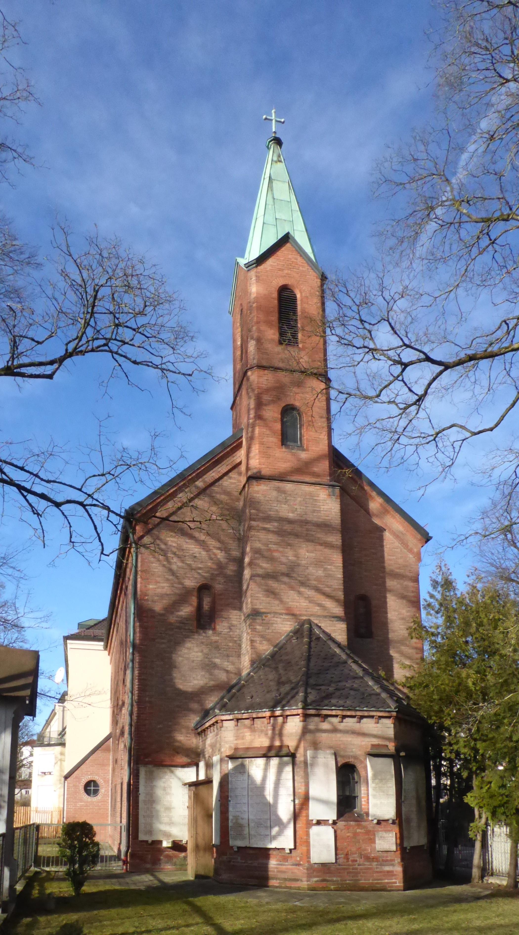 File:St. Mina koptisch-orthodoxe Kirche, Loretokapelle, 8