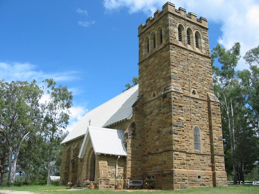 St John S Church Mundoolun Wikipedia